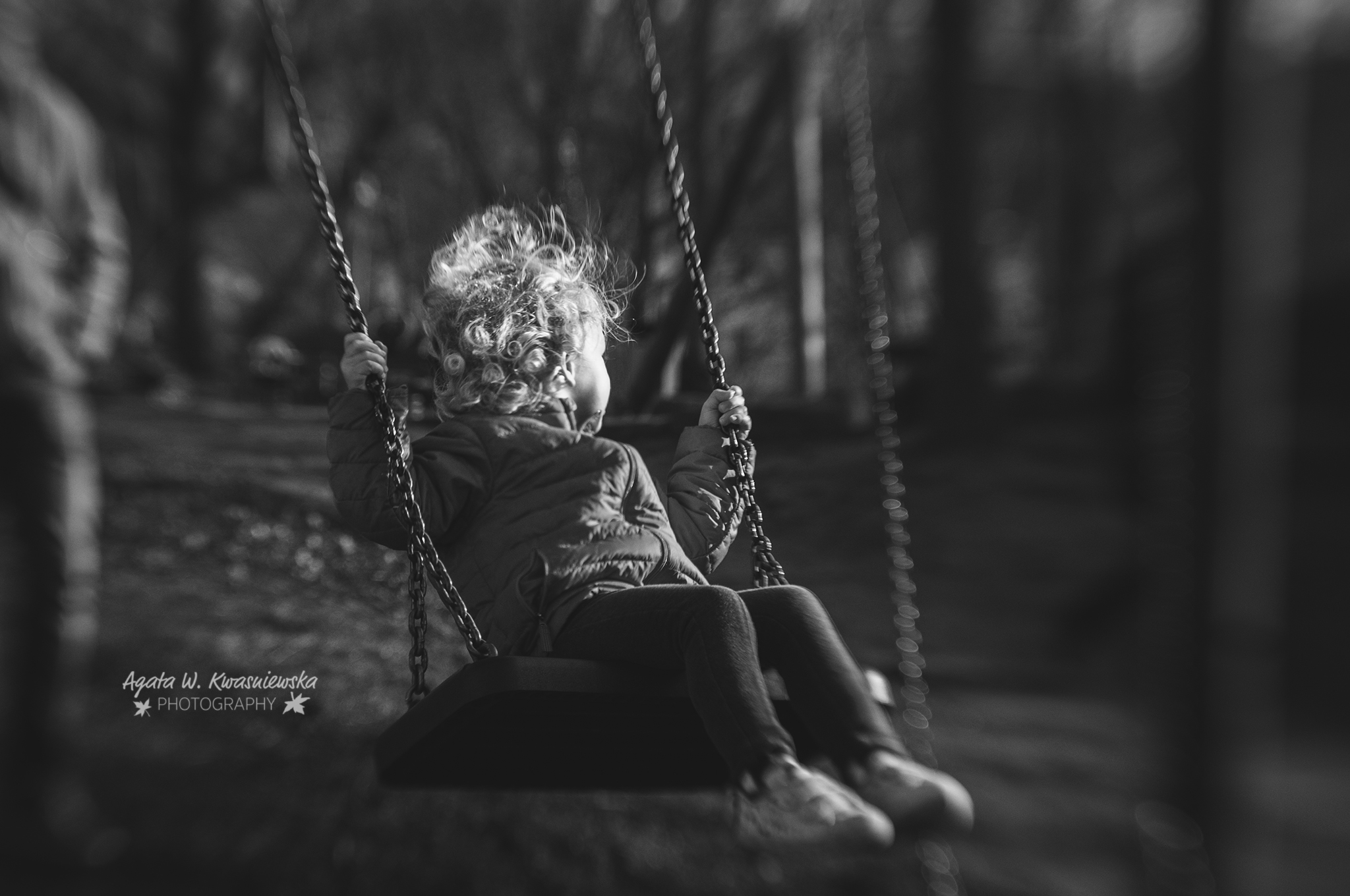 Swing -  by Agata W. Kwasniewska Photography