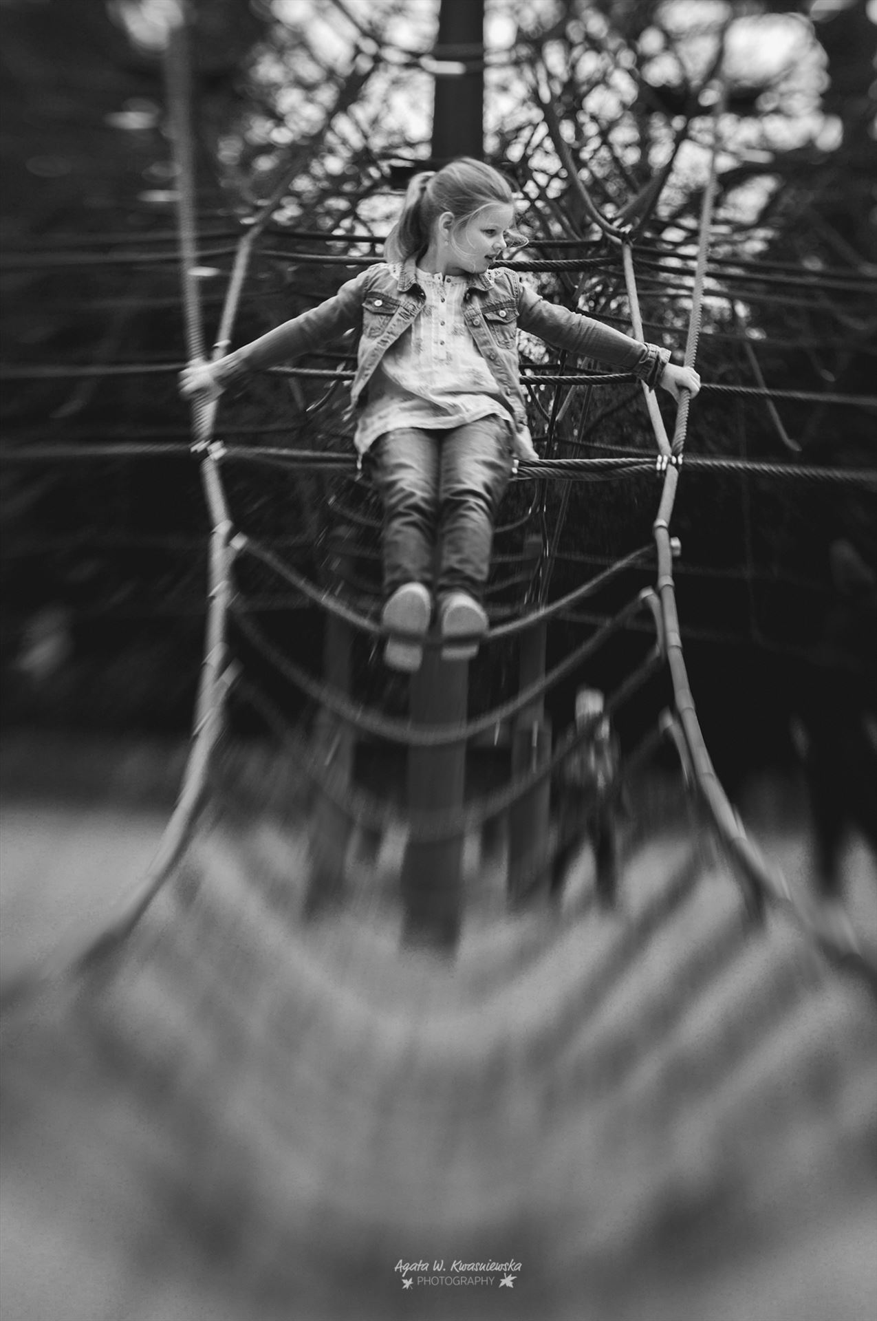 Symmetry -  by Agata W. Kwasniewska Photography